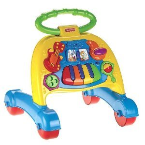 Fisher-Price Brilliant Basics Musical Activity Walker Deal