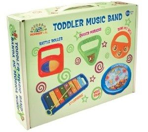 Hohner 5 Piece Toddler Music Band Deal