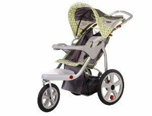 InStep Safari Swivel Jogger Deal