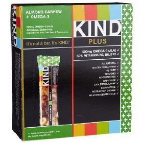 KIND PLUS Gluten Free Bars Deal