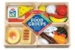 Melissa & Doug Food Groups Deal