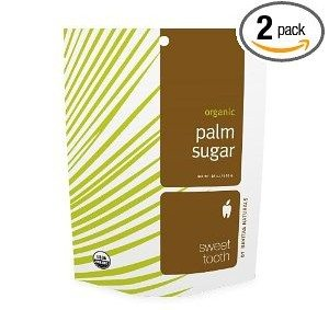 Navitas Naturals Palm Sugar, 16-Ounce Pouches (Pack of 2) Deal