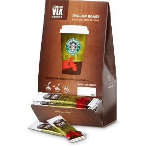 Starbucks VIA® Ready Brew Italian Roast Coffee (50 count) Deal