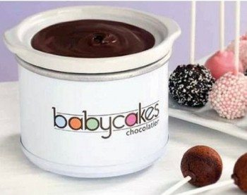Babycakes 20-Ounce Chocolate Dipper with Removable Insert Deal