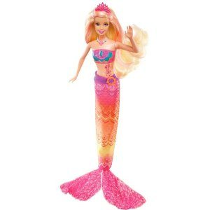 Barbie in A Mermaid Tale 2 Merliah Transforming Doll Deal