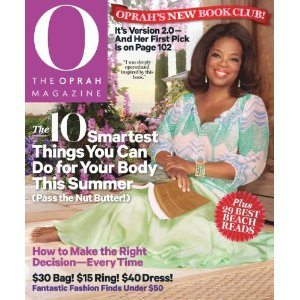 O, The Oprah Magazine Deal