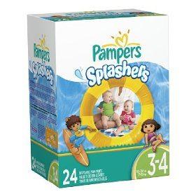 Pampers Splashers Deal