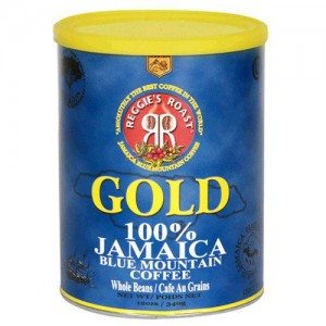 Reggie's Roast Jamaica Blue Mountain Coffee Deal