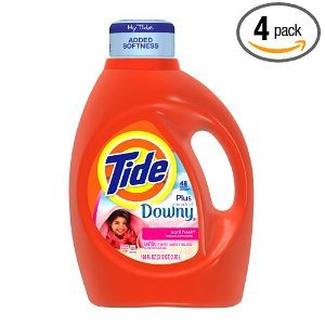 Tide Laundry Detergent Deal