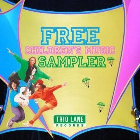 Trio Lane Records Free Children's Music Sampler Deal