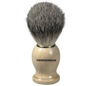 Tweezerman  Men's Shaving Brush Deal