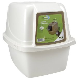 Van Ness  CP7 Enclosed Cat Pan/Litter Box, Extra Large Deal