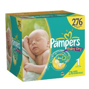 pampers baby dry deal