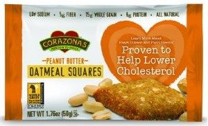 Corazona's Oatmeal Squares Deal