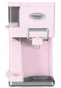 Cuisinart ICE-45PK Mix It In Soft Serve 1-1/2-Quart Ice Cream Maker, Pink  Deal