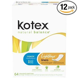 Kotex Products Deal