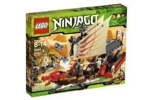 LEGO Ninjago Destiny's Bounty 9446 Deal