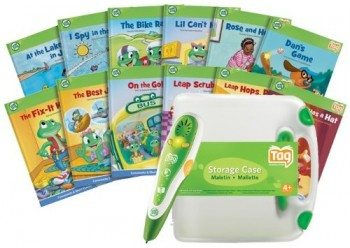 LeapFrog Tag Learn And Love To Read Set Deal