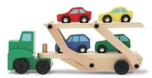 Melissa & Doug Car Carrier Deal
