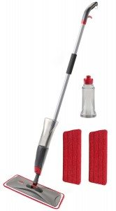 Rubbermaid Reveal Spray Mop Kit, FG1M1600GRYRD Deal