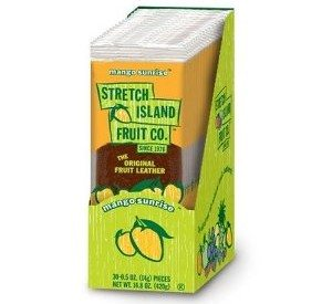 Stretch Island Original Fruit Leather, Mango, 30 - 0.5-Ounce Bars Deal