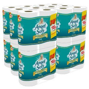 Angel Soft Double Rolls, 48 Count Deal