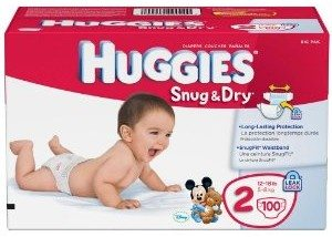 Huggies Snug & Dry Diapers Deal