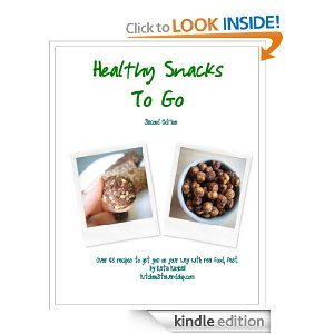 Healthy Snacks to Go Ebook