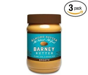 Barney Butter Smooth Almond Butter, 16-Ounce Jars (Pack of 3) Deal