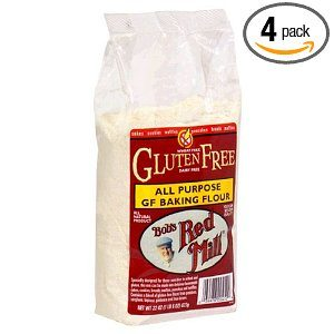 Bob's Red Mill All-Purpose Gluten-Free Baking Flour, 22-Ounce Packages (Pack of 4) Deal