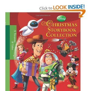Disney Christmas Storybook Collection (Disney Storybook Collections) Deal