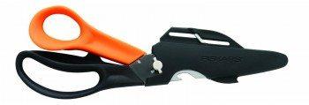 Fiskars 356922-1001 Cuts+More 5-in-1 Multi-Purpose Scissors Deal