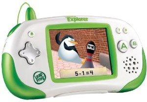 LeapFrog Leapster Explorer Learning Game System, Green Deal