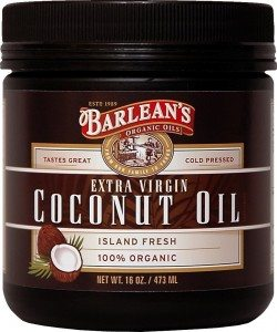 Barlean's Organic Oils Extra Virgin Coconut Oil, 16-Ounce Jar Deal