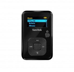 SanDisk Sansa Clip+ 4 GB MP3 Player (Black) Deal