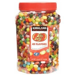 Signature Jelly Belly Jelly Beans, 4-Pound Deal