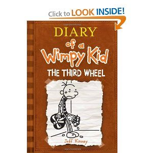 diary of a wimpy kid book deal