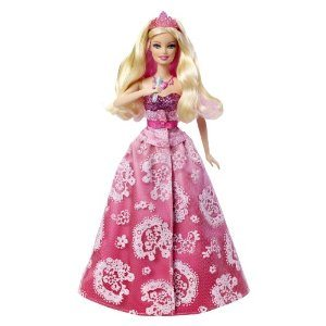 Barbie The Princess & the Popstar 2-in-1 Transforming Tori Doll Deal
