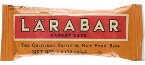 LÄRABAR Fruit & Nut Food Bar, Chocolate Chip Brownie, 1.6-Ounce Bars (Pack of 16) Deal