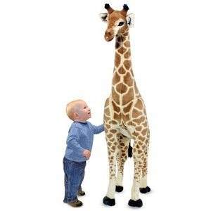 Melissa & Doug Giraffe Plush Deal