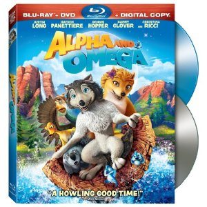 Alpha & Omega (Two-Disc Blu-ray/DVD Combo + Digital Copy) Deal