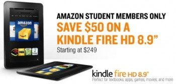 Amazon Student Deal