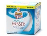 Mr. Clean Magic Eraser Cleaning Pads, 8-Count Box Deal