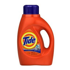 Tide HE Original Scent Liquid Laundry Detergent 2 X 50 Fl Oz (Pack of 2) Deal