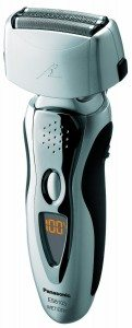 Panasonic ES8103S Men's 3-Blade (Arc 3) Wet/Dry Rechargeable Electric Shaver with Nanotech Blades, Silver Deal