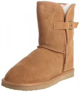 Ukala Women's Carrie Ankle Boot Deal