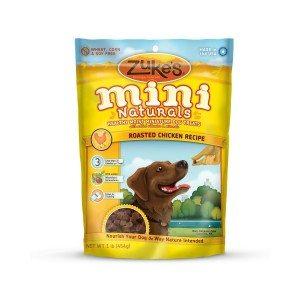 Zuke's Mini Naturals Dog Treats Roasted Chicken Recipe, 16-Ounce Deal
