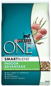 Purina One Cat Indoor Advantage Cat Food, 16-Pound Deal