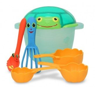 Melissa & Doug Sunny Patch Seaside Sidekicks Sand Baking Set Deal