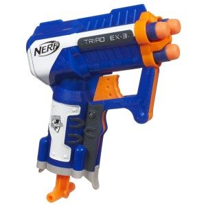 Nerf N-Strike Elite Triad EX-3 Blaster Deal